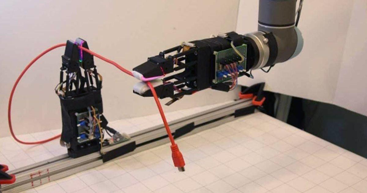 Le MIT présente un robot à la dextérité inégalée