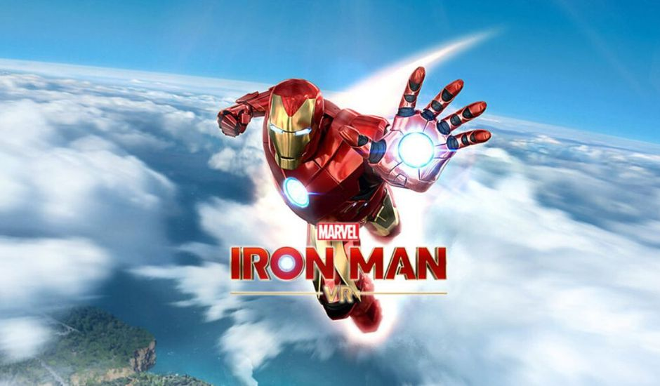 Visuel promotionnel du jeu Marvel's Iron Man VR