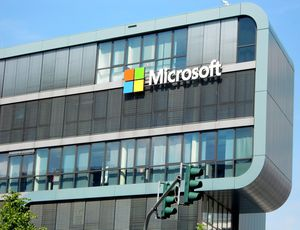Microsoft s'engage pour l'environnement.
