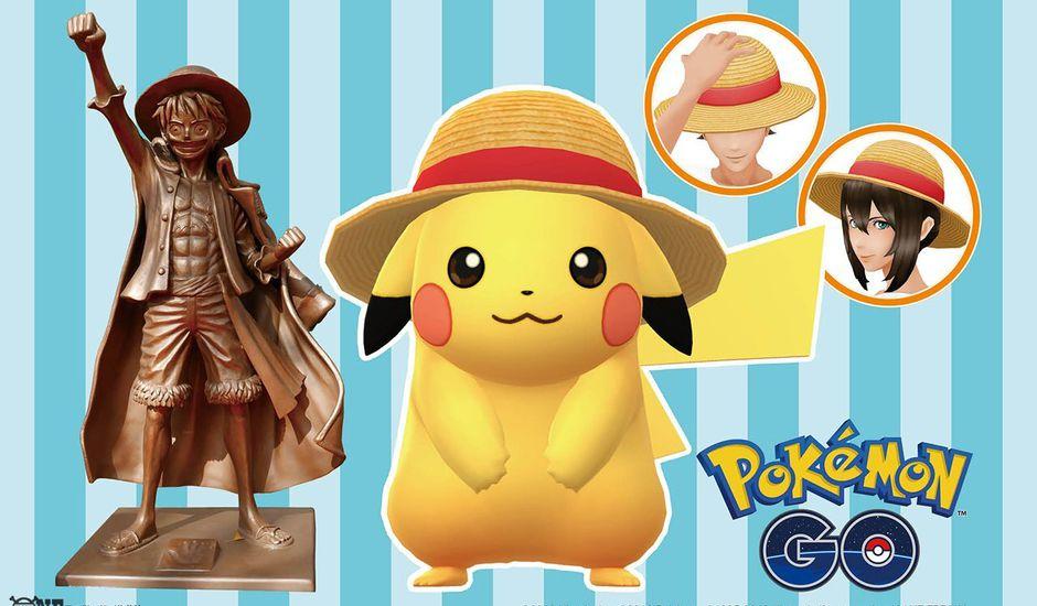 Pokémon Go x One Piece