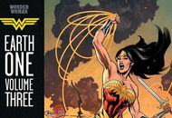 couverture wonder woman earth one vol 3