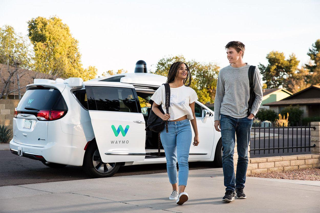 Californie : Waymo a transporté 6 299 passagers en 1 mois