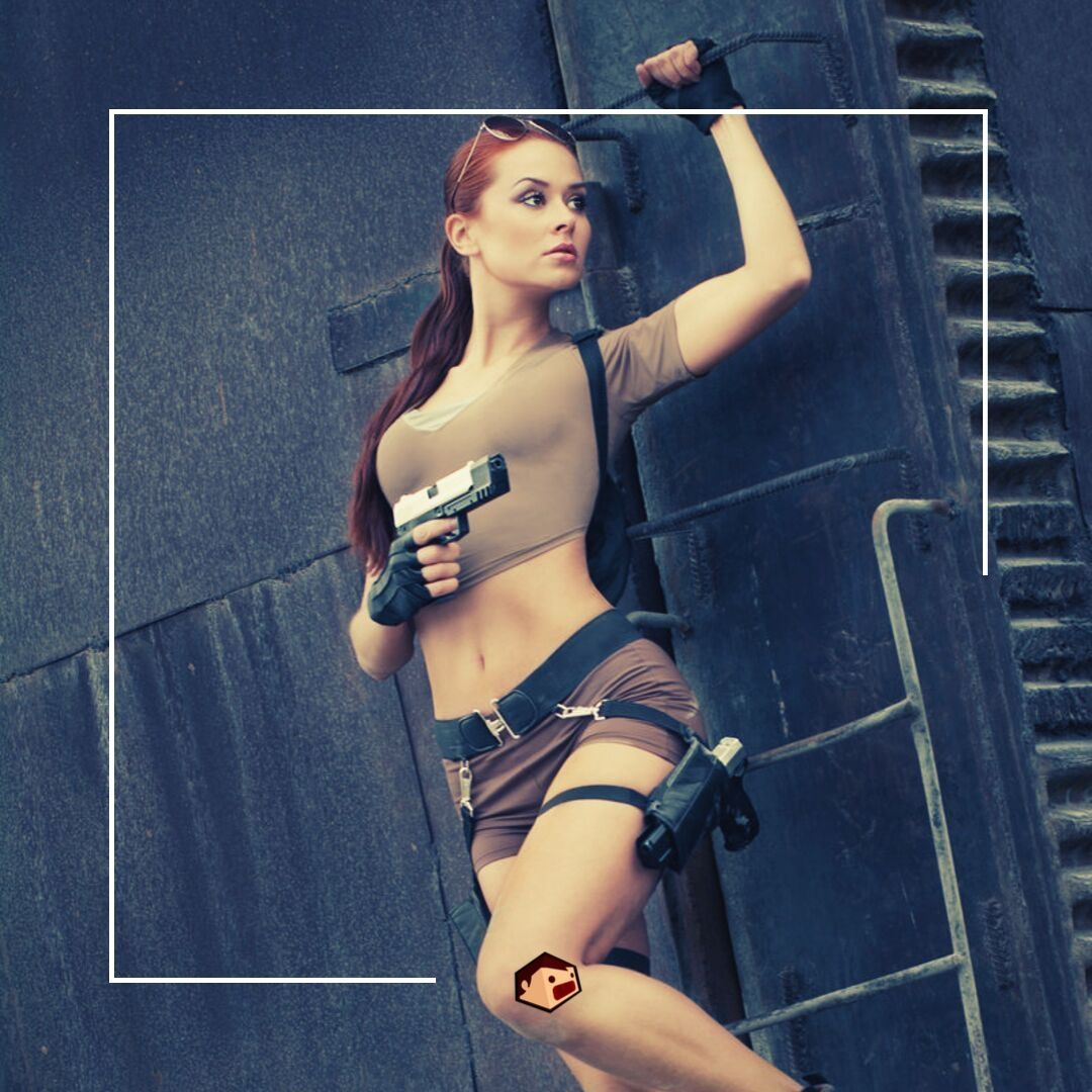 situation cosplay lara croft sexy