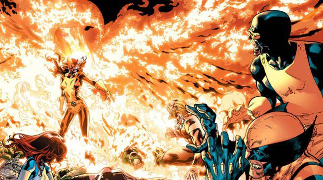 Jean Grey Comics
