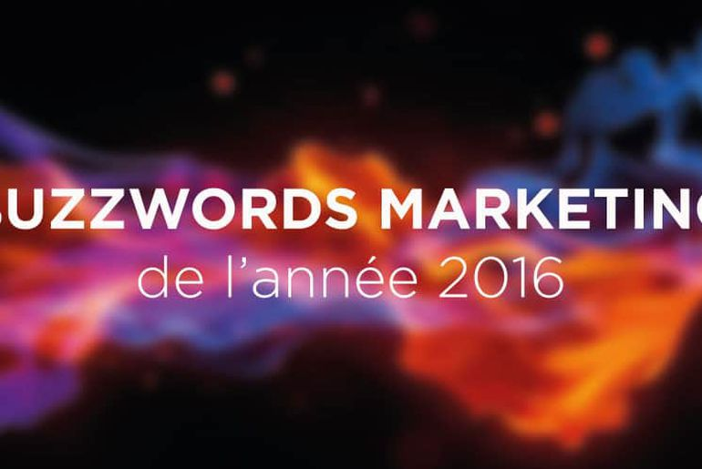 buzzwords marketing 2016