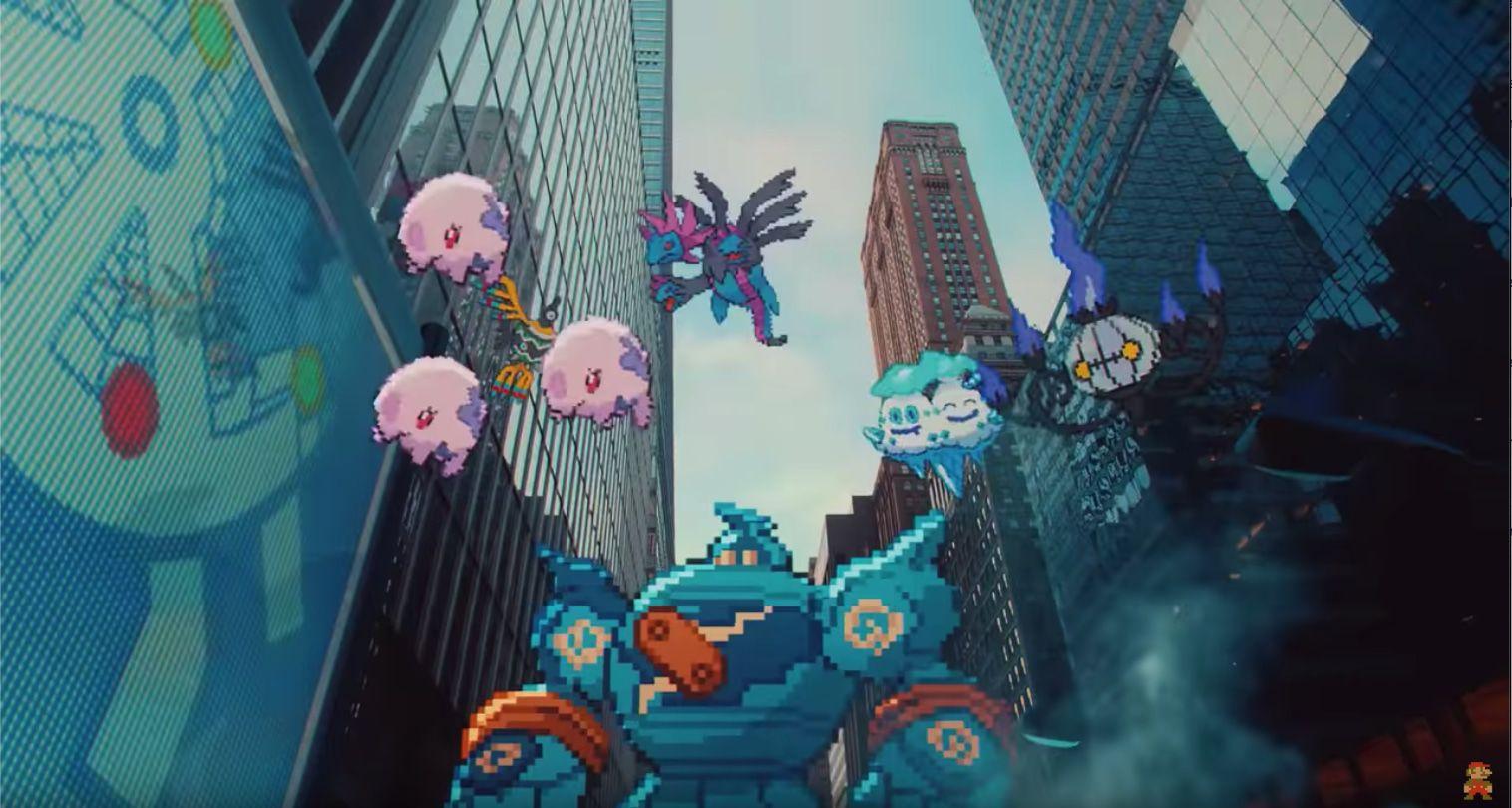 Cinquième génération de Pokémon…
