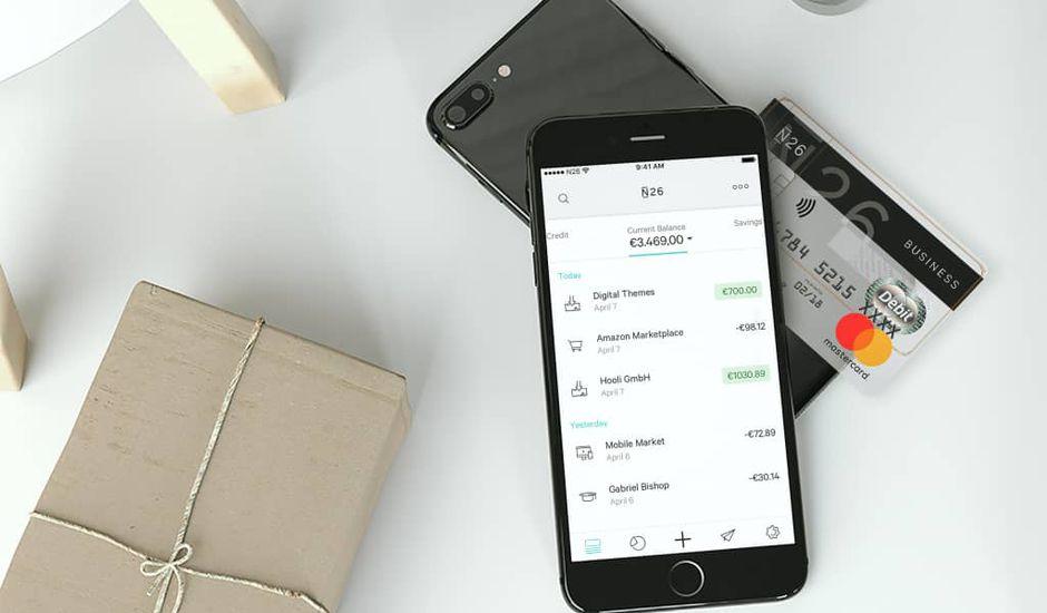 N26, la banque 100% en ligne pour les entrepreneurs