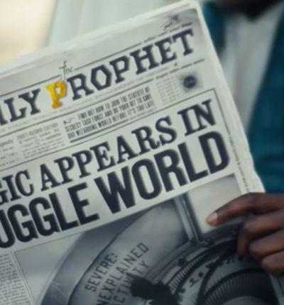 sortie usa et uk de Harry Potter : Wizards Unite