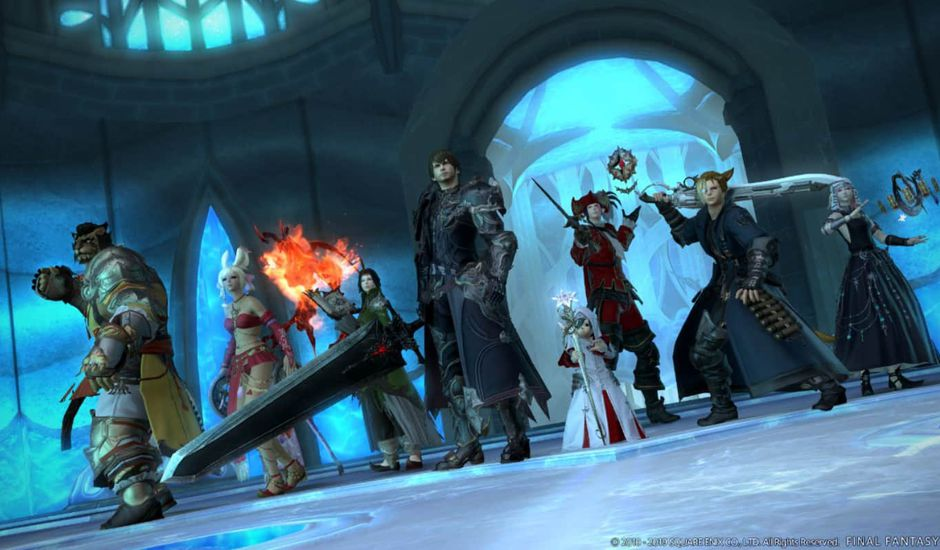 Une série sur Final Fantasy est prévue