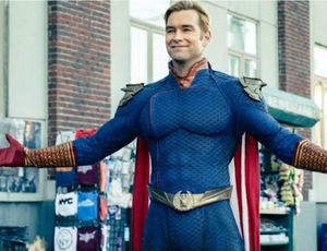 Antony Starr incarne Homelander dans The Boys