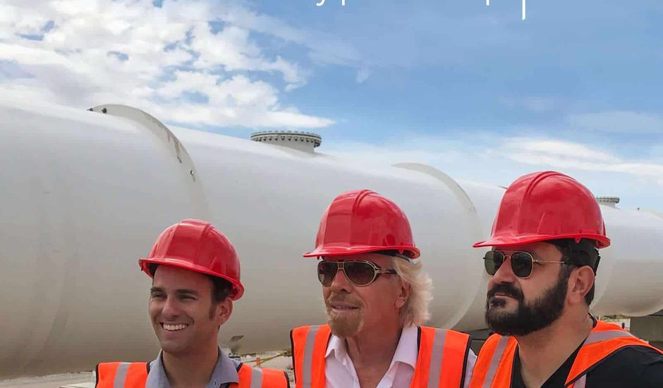 virgin hyperloop one richard branson