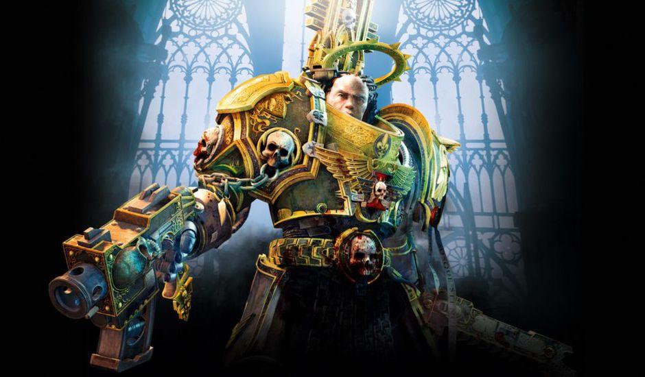 La série Warhammer 40 000 en cours de production