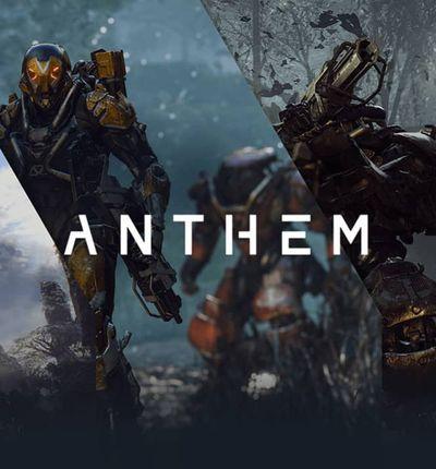 Sortie d'Anthem février 2019