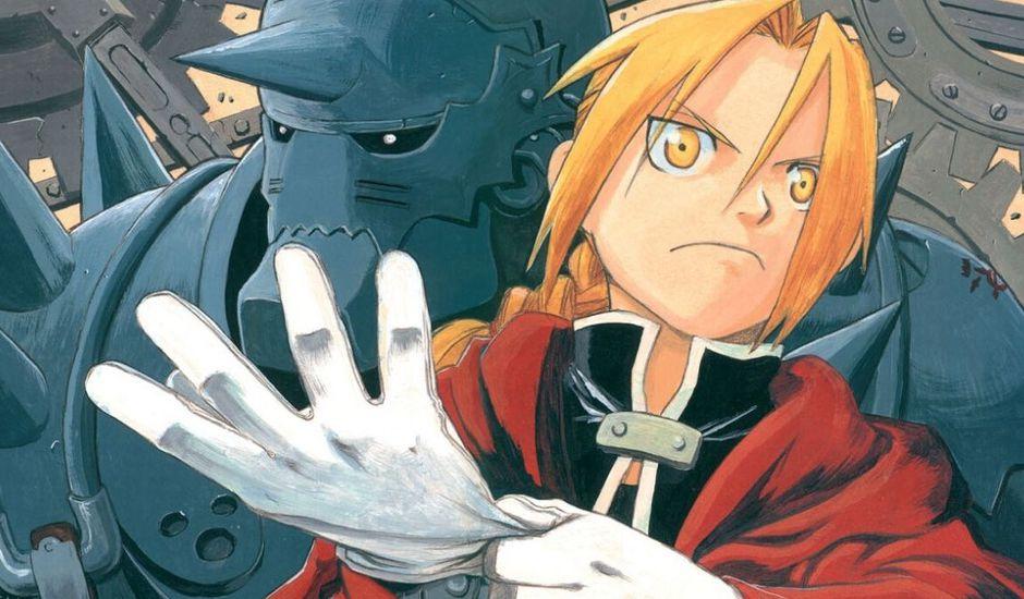 fullmetal alchemist Hiromu Arakawa manga kurokawa edition perfect mars 2020