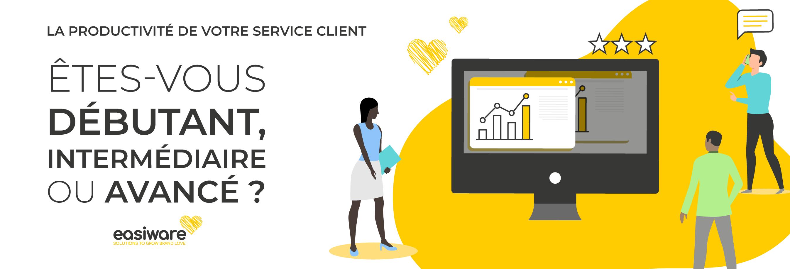audit productivité service client