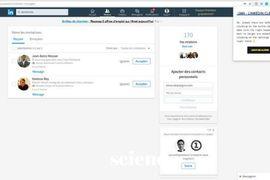 Un outil pour nettoyer sa liste de contacts sur LinkedIn