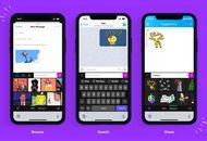 Giphy présente une extension de clavier pour envoyer des GIFs en un clic depuis votre iPhone