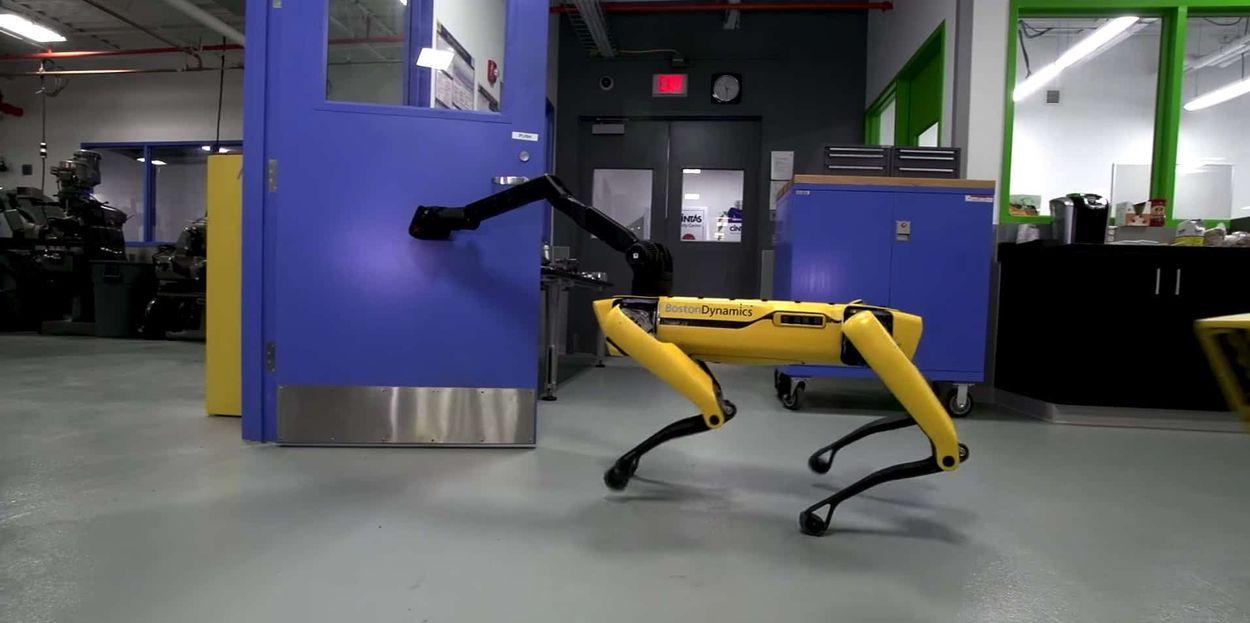 Boston Dynamics s'apprête à commercialiser ses robots
