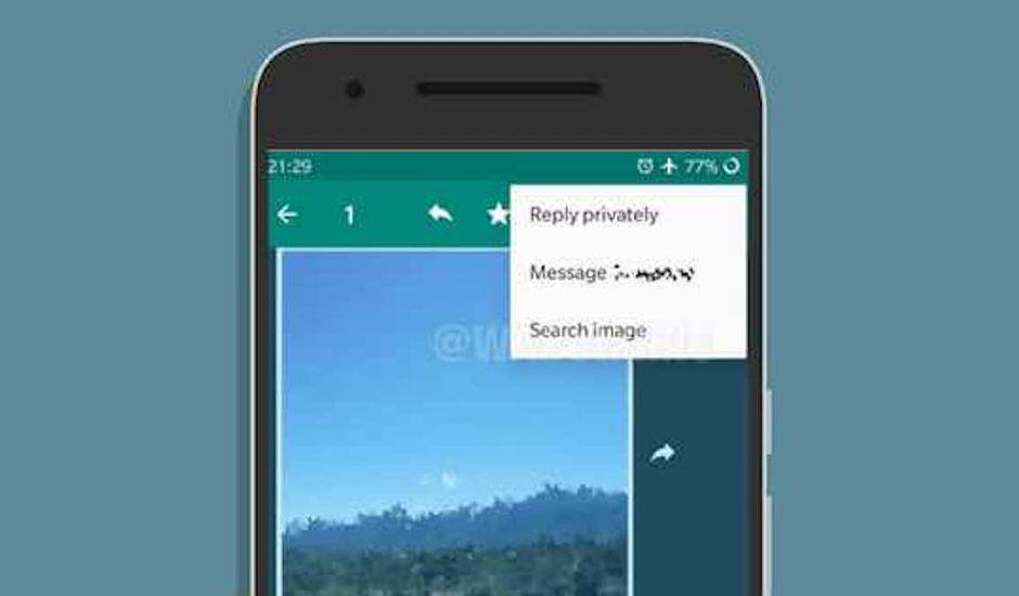 WhatsApp veut lutter contre les fake news.