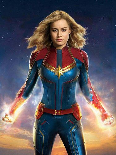 Carole Danvers / Captain Marvel