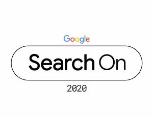 Illustration créée pour la conférence Google Search On 2020