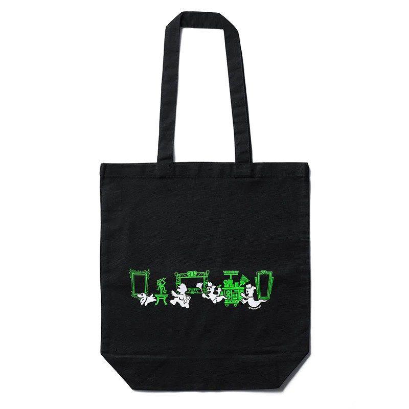 goodies tote bag luigi's mansion 3