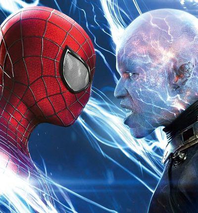 Spider-Man 3 Jamie Foxx