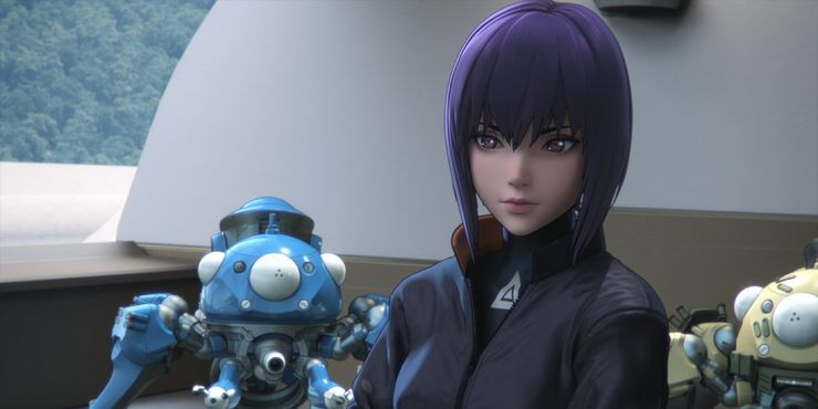 ghost in the shell sac 2045 netflix