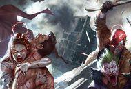 Nouvelle cover du comics DCeased