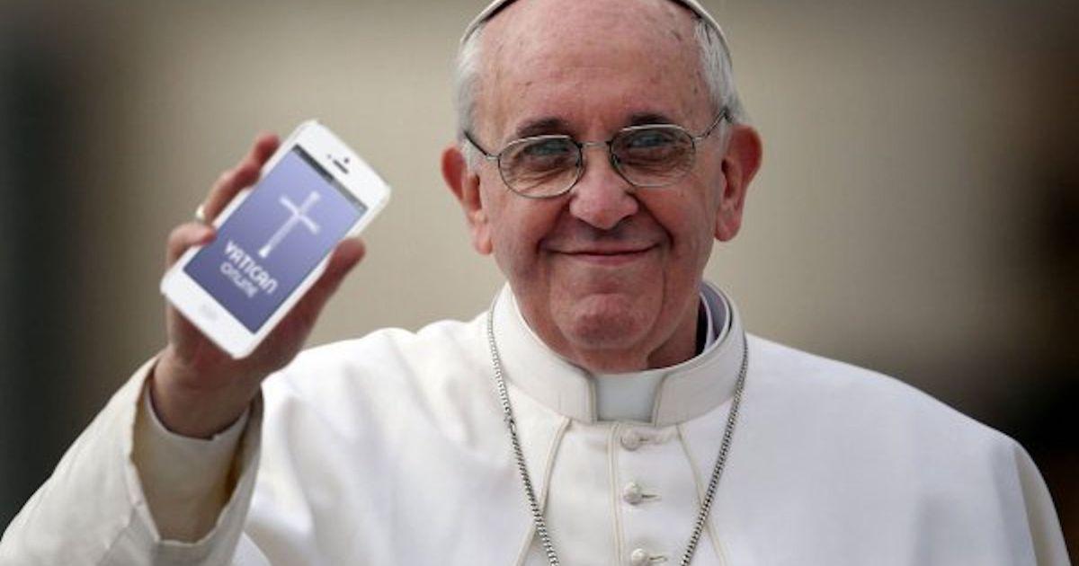 Le Vatican se joint à IBM et Microsoft pour réglementer la reconnaissance faciale