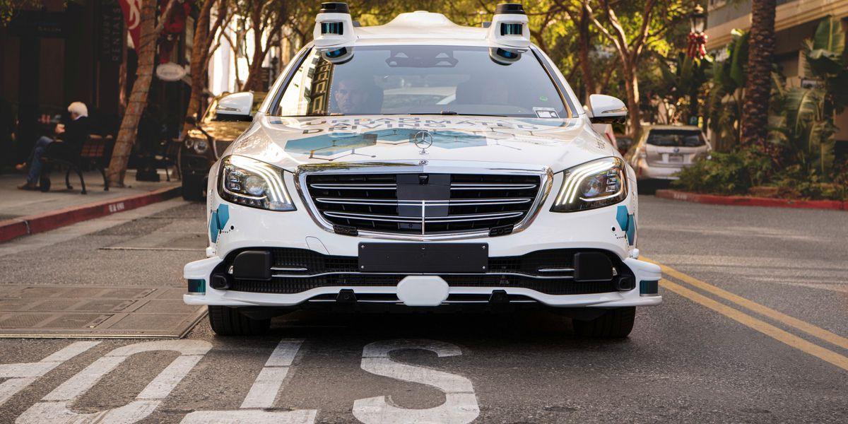 Mercedes-Benz et Bosch font rouler leurs premières voitures autonomes en Californie