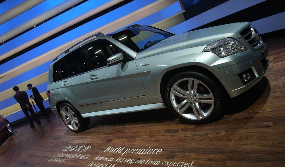 Daimler triche sur les émissions en CO2 de ses véhicules.