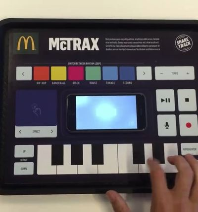 McTrax musique