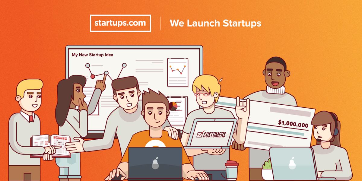 Startups.com : la plateforme pour lancer votre startup grâce aux conseils d'experts