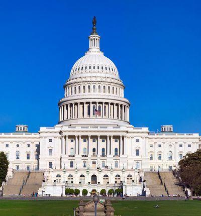 Bâtiment du Congrès américain