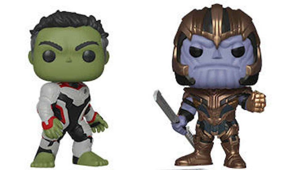 Figurines Funko Pop Avengers Endgame