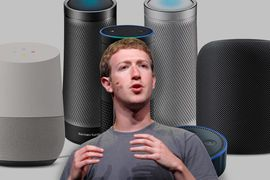Facebook Portal Zuckerberg