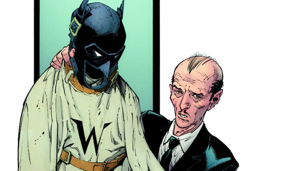 batman last knight on earth extrait vo