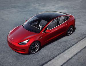 La Model 3 de Tesla