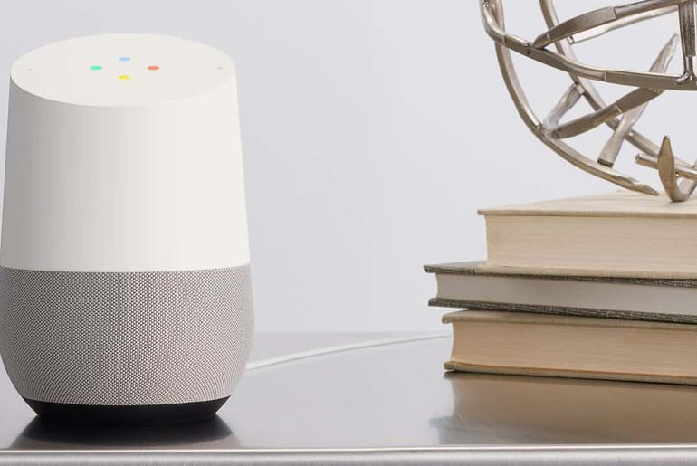 Google home google assistant