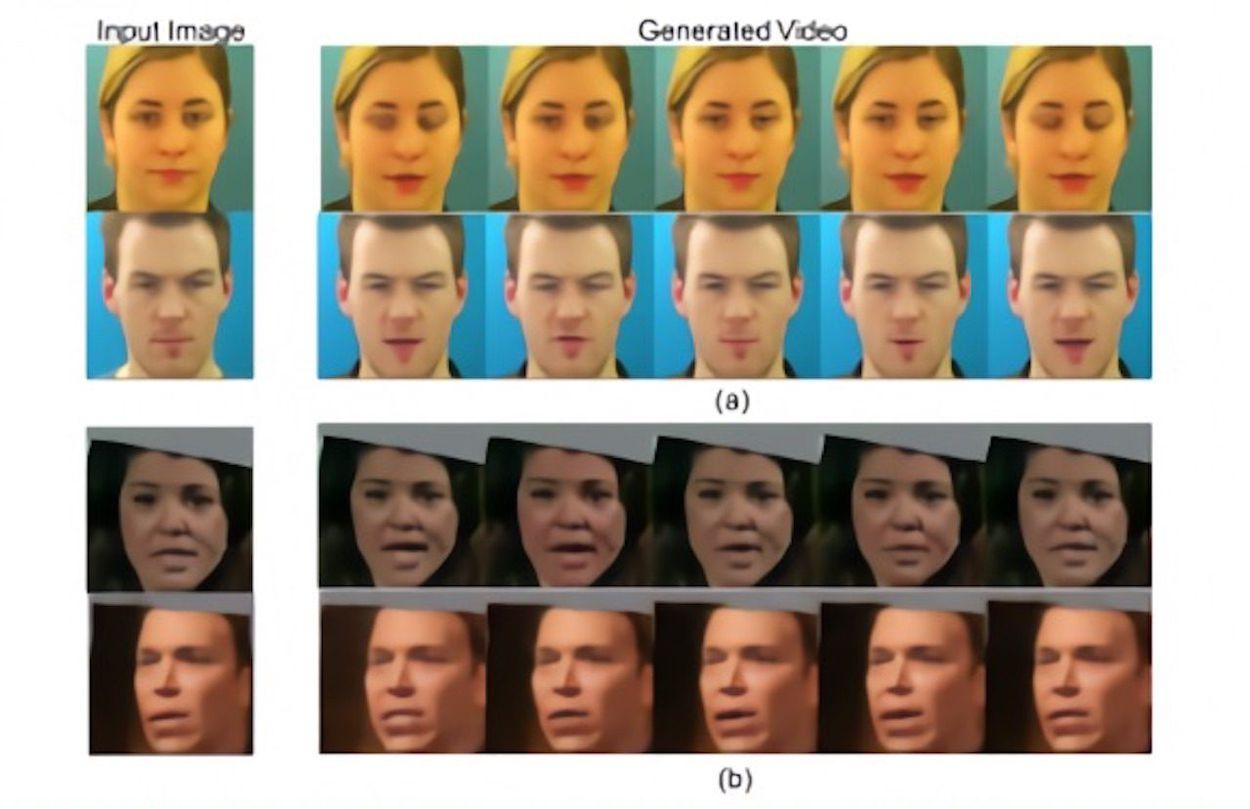 Animation faciale : Microsoft développe une IA qui retranscrit les émotions à partir de l'audio