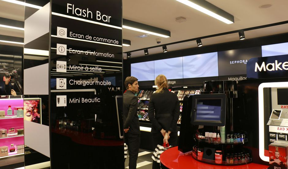 Concept Sephora Flash