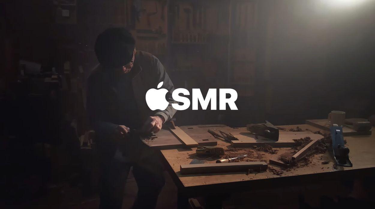Apple se lance dans l'ASMR avec des vidéos tournées à l'iPhone