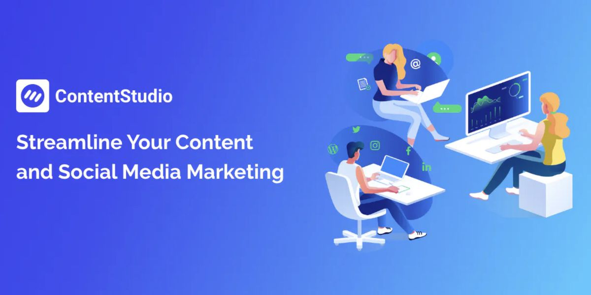 ContentStudio : la plateforme pour gérer vos réseaux sociaux et trouver les sujets de contenu pertinents