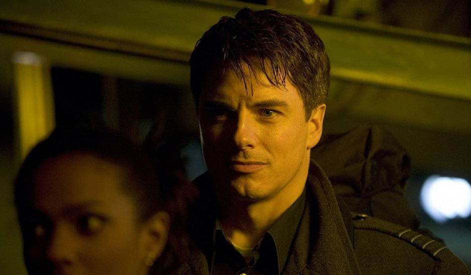 Doctor Who Jack Harkness