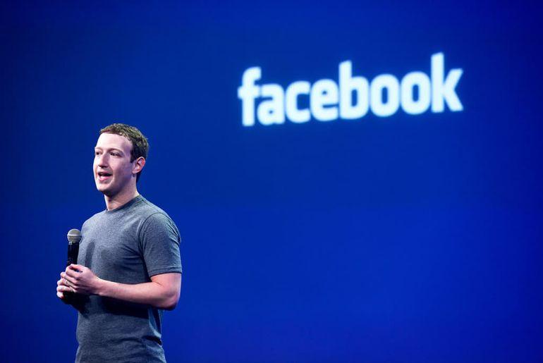 Mark Zuckerberg Facebook Stories