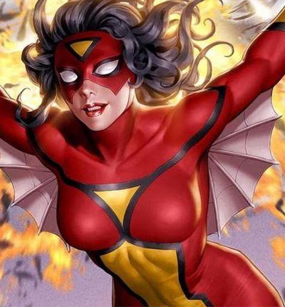 Spider-Woman dans les comics