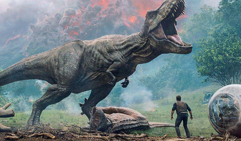 Série Netflix Jurassic World