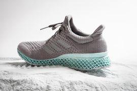 adidas basket impression 3D déchets plastiques océan