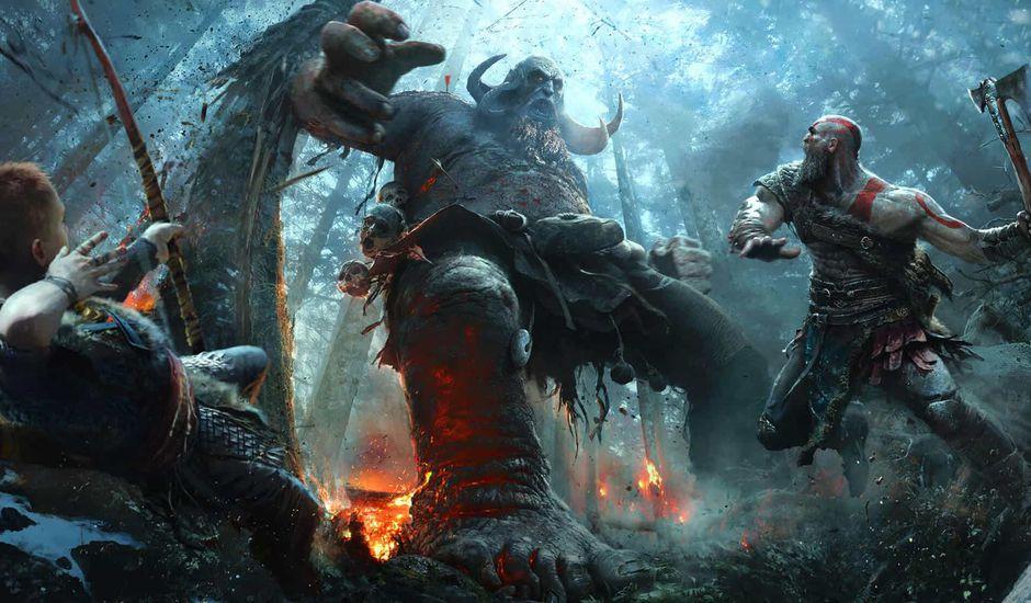 God of War jeu de l'année à la GCD